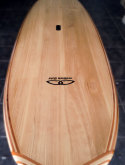 Paddle Surf de Madera de Cedro y Samba modelo Dolphin 9,6'
