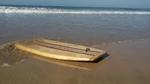 Body Board madera de Paulownia